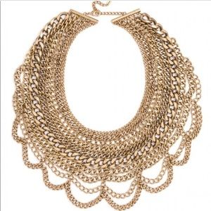 BaubleBar Courtney Bib Necklace